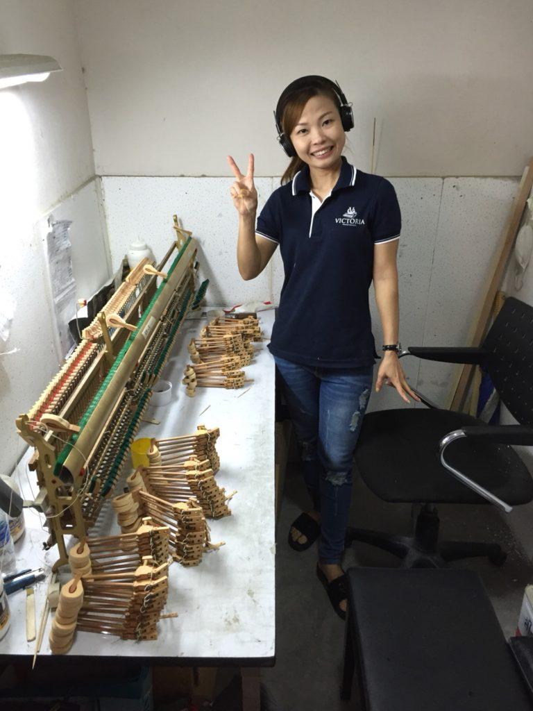 02 - บริการจูนเปียโน ซ่อมแซม ขนย้ายเปียโนครบวงจร ประสบการณ์มากกว่ากว่า 10 ปี