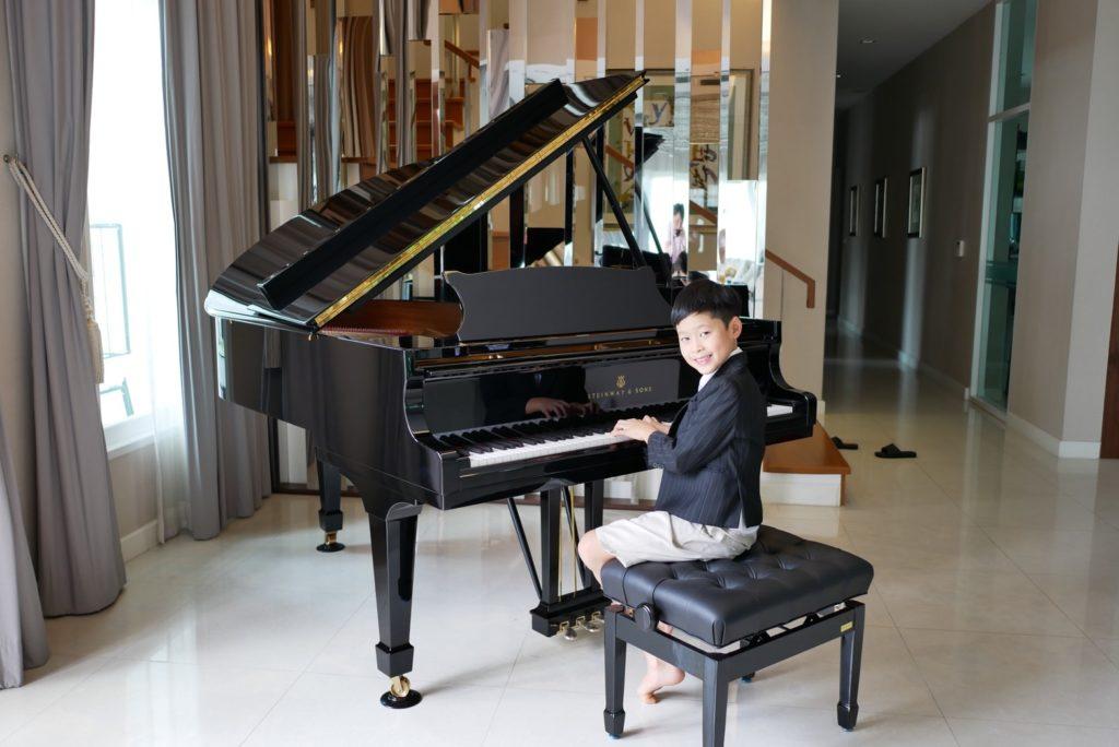 เรียนเปียโน เพือสร้างอาชีพในอนาคต