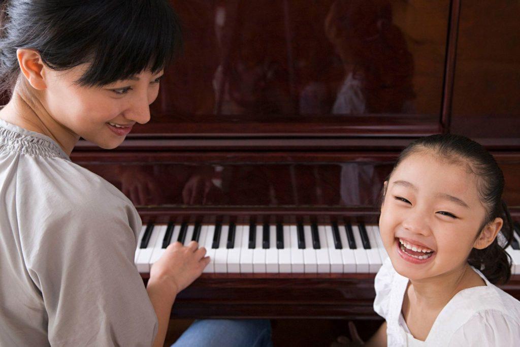 เรียนเปียโน เสริมบุคลิกภาพที่ดีขึ้น