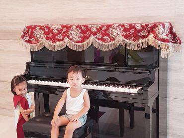 ส่งมอบเปียโน Yamaha UX Serie