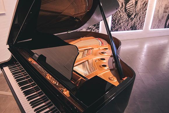 เปียโนยุโรปยี่ห้อไหนดี เปียโนแกรนด์ (Grand Piano) Bösendorfer