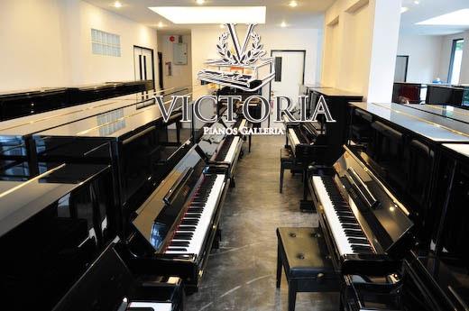 VICTORIA PIANOS เปียโนอัพไรท์ มือสอง