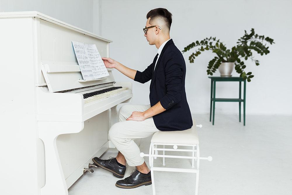 ทำความรู้จักเปียโน ให้มากขั้น