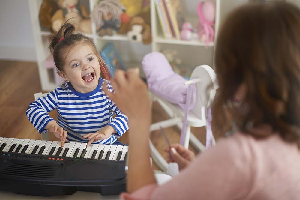 เรียนเปียโน ช่วยคลายความเครียด
